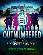 OUTNUMBERED: Six Sisters and Me - Book Cover