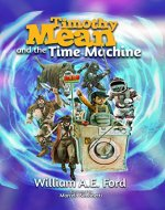 Timothy Mean and the Time Machine - Book Cover