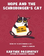 Hope and the Schrodinger's Cat - Book Cover