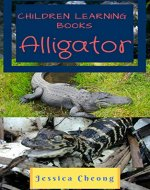 Children Learning Books - Alligator - Book Cover
