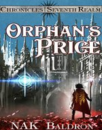 Orphan's Price - Book Cover