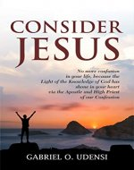Consider Jesus - Book Cover