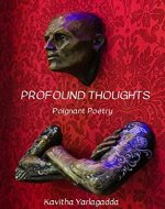 Profound Thoughts: A collection of heart touching poems - Book Cover