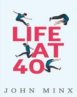 Life At 40: A Novel - Book Cover