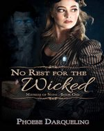 No Rest for the Wicked (Mistress of None Book 1) - Book Cover