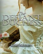The Defiant Duchess - Book Cover