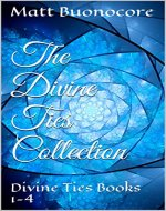 The Divine Ties Collection: Divine Ties Books 1-4 - Book Cover