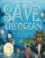 Save the Ocean (Save the Earth Book 1) - Book Cover