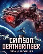 The Crimson Deathbringer - Book Cover