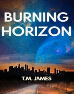 Burning Horizon - Book Cover