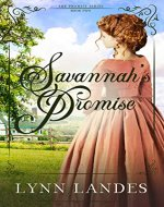 Savannah's Promise (The Promise Series- Book 2) - Book Cover