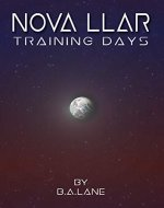 Nova Llar: Training Days - Book Cover