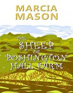 The Sheep of Poshington Hall Farm - Book Cover