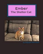 Ember: The Shelter Cat - Book Cover