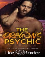 The Dragon's Psychic: A paranormal dragon shifter romance (Immortal Dragon Book 1) - Book Cover