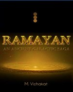 RAMAYAN: An Ancient Galactic Saga - Book Cover