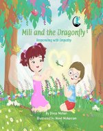 Mili and the Dragonfly: Responding with Empathy (Gift a Value Book 1) - Book Cover