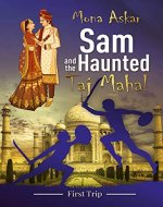 Sam and the Haunted Taj Mahal - Book Cover