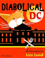 Diabolical D.C. - Book Cover