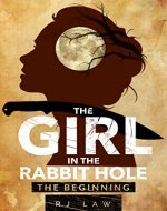 The Girl in the Rabbit Hole: The Beginning - Book Cover