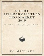 Short Literary Fiction Pro Market 2019 - Book Cover
