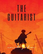 The Guitarist - Book Cover