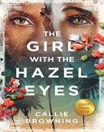 The Girl with the Hazel Eyes - Book Cover