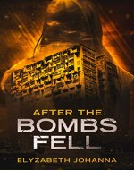 After the bombs fell - Book Cover