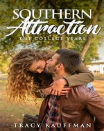 Southern Attraction: The College Years - Book Cover