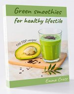 Green Smoothies : for healthy lifestile - Book Cover