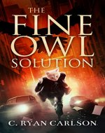 The Fine Owl Solution - Book Cover