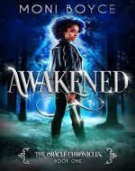 Awakened (The Oracle Chronicles Book 1) - Book Cover
