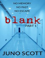 Blank: Part 1 - Book Cover