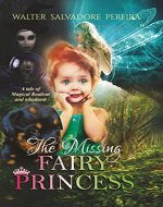 THE MISSING FAIRY PRINCESS - Book Cover