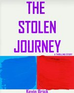 The Stolen Journey - Book Cover