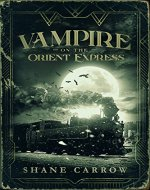 Vampire on the Orient Express - Book Cover