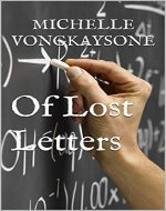 Of Lost Letters - Book Cover