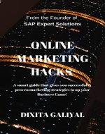 Online Marketing HACKS - Book Cover