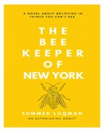 The Beekeeper of New York - Book Cover