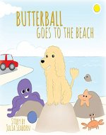 BUTTERBALL Goes to the Beach - Book Cover
