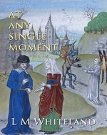At Any Single Moment - Book Cover