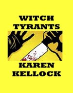 WITCH TYRANTS - Book Cover