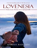 Lovenesia: Some Love Stories are Unforgettable - Book Cover