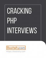 Cracking PHP Interviews: The only book that you need to crack your interview - Book Cover