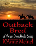 Outback Bred (A Woman Down Under Book 2) - Book Cover