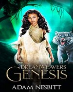 Dreamweavers: Genesis - Book Cover