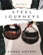 Steel Journeys: The Road to Patagonia - Book Cover