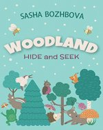 Woodland hide and seek - Book Cover