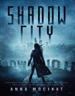 Shadow City - Book Cover