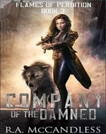 Company of the Damned (Flames of Perdition Book 3) - Book Cover